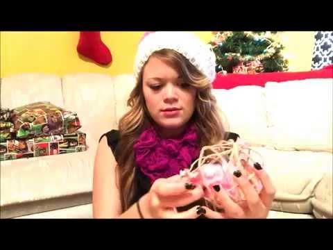 DIY Twine Christmas Ornaments!