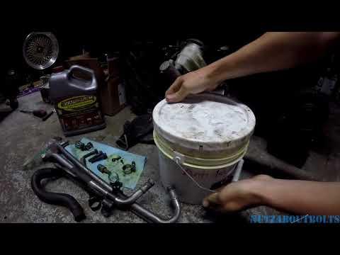 Evaporust Rust Removal Test