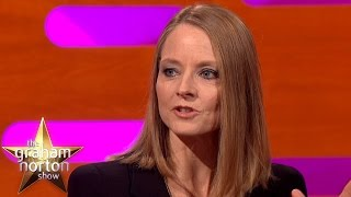 Jodie Foster Has Never Spoken To Anthony Hopkins - The Graham Norton Show