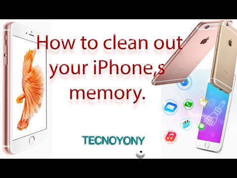 How to clean out your iPhone's memory: Delete junk files, recover lost storage space and empty t