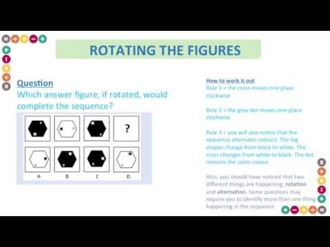 11 Plus (Eleven Plus) Non Verbal Reasoning Test Questions and Answers