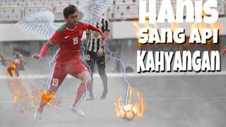 Hanis Sagara Goals & Skills Compilation   Striker TIMNAS U19 Indonesia