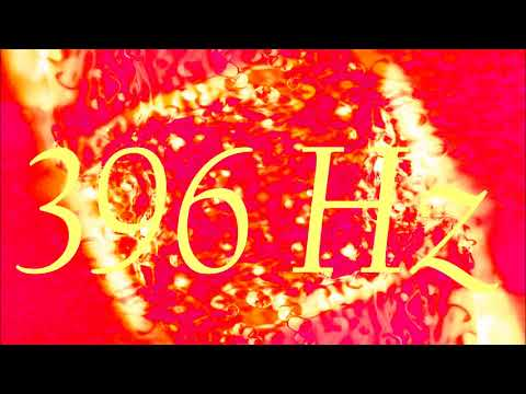 396 Hz Meditation Music W/ Alpha Binaural Beats | Solfeggio Healing for Negativity