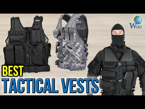 10 Best Tactical Vests 2017