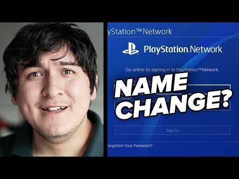 PSN Still Won't Let Us Change Our Name