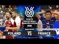 Poland Vs France Highlights Mens OQT 2019