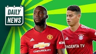James' EPL destination, Lukaku off to Inter + City want over 100m for Sane!► Onefootball Daily News