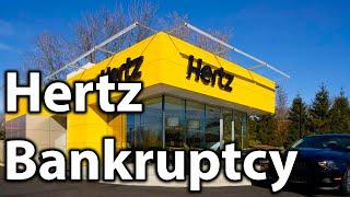 Hertz Bankruptcy Filing