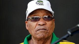 Bad news for Zuma as corruption watchdog recommends official inquiry - world