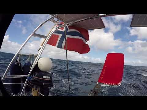 Sailing Norway- Shetland 1