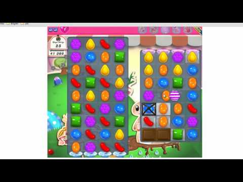Candy Crush Level 70