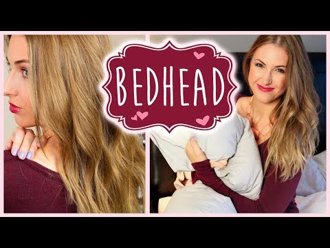 Bedhead Hair || My Go-To Messy Waves ♥ All Things Hair