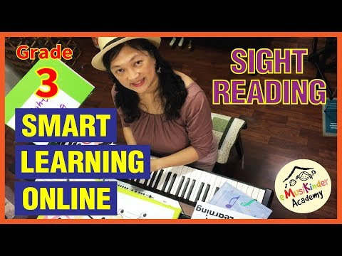 ABRSM Grade 3 Sight Reading: Examination Requirement