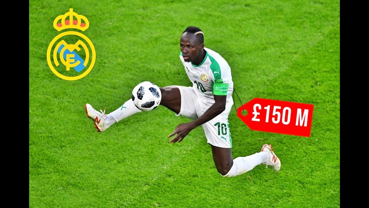 This is Why Real Madrid Pays £150 Million for Mane!
