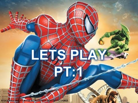 Let's play Spiderman Friend or Foe part 1