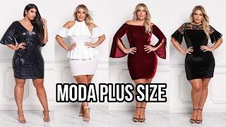 Ropa De Moda Para Gorditas 2018 2019 Moda Plus Size