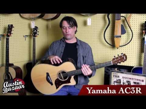 Yamaha AC3R Acoustic-Electric Guitar Demo / System-63 SRT