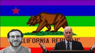 California Passes Compelled Speech Law, Punishible by $1,000 Fine and/or A Year in Prison