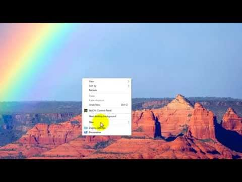 How to make a shortcut to Microsoft Edge on the desktop
