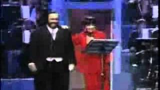 Download Liza Minelli-Luciano Pavarotti-New York-1996.wmv Video