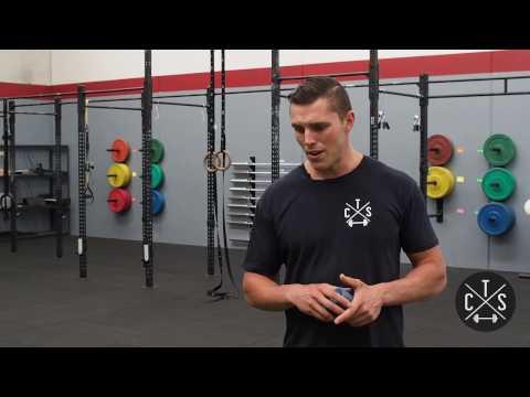 Fat Gripz in Training - Cosnett Training Systems