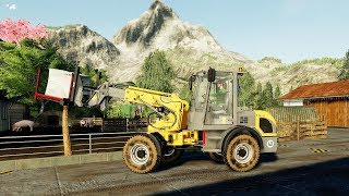 FS19 - Forestry on Grizzly Mountain 007 - PakVim net HD