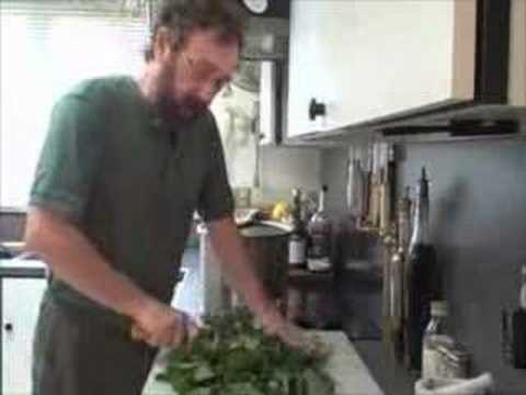 EatTheWeeds: Episode 05: Wild mustard greens