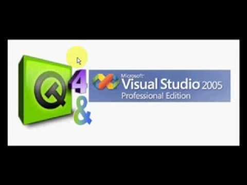 Qt + Visual studio 2005 part 3/5