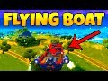 NEW FLYING BOAT GLITCH Fortnite Chapter 2 Highlights amp Funny Moments