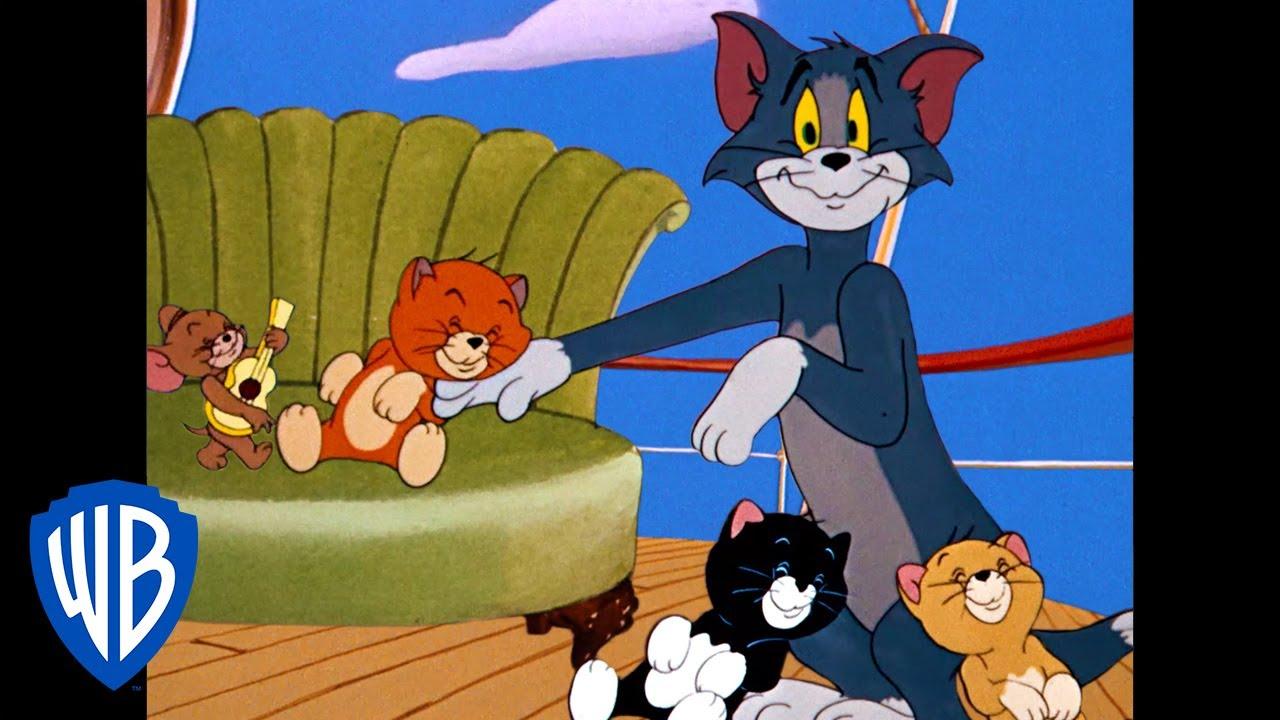 Tom et Jerry en Français | La compilation de Tom & Jerry | WB Kids
