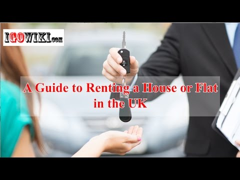 A Guide to Renting a House or Flat in the UK