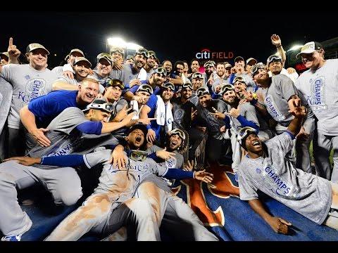 Kansas City Royals run to the 2015 World Series Championship