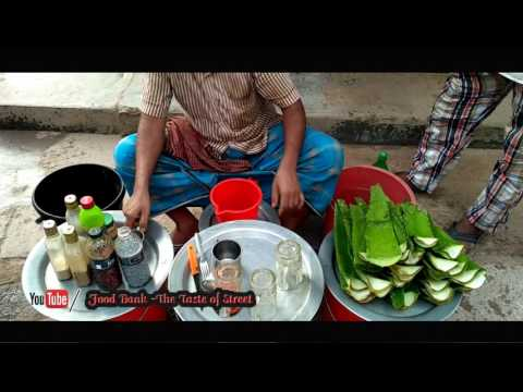 Healthy Drink Juice How To Make Aloe Vera Juice Food || Bank The Taste Of Street