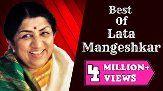 Best Of Lata Mangeshkar | Evergreen Bengali Songs | Aaj Noi Gun Gun | All Time Best Songs