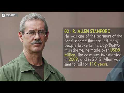 10 Billionaires Who Served In Prison || Pastimers