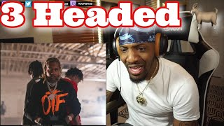 "Lil Durk - ft. Lil Baby & Polo G  ""3 Headed Goat"" (REACTION!!!)"
