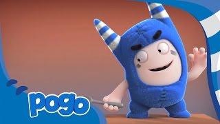 Oddbods | Day in the Life of Pogo