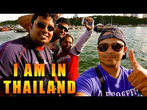 Our Fun Trip to Pattaya, Bangkok, Thailand  ✈ 👓🚣🍍😍