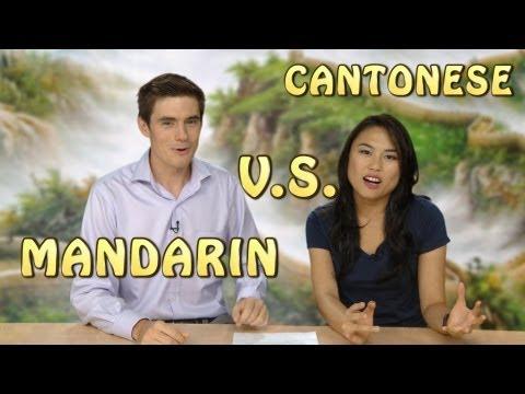 Mandarin VS Cantonese (Feat. Carmen from OTGW)   Learn Chinese Now
