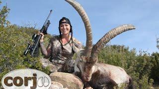 Medal class ibex hunt in Spain with Jacine Jadresko