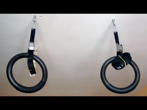 Gymnastics Rings - How To Install Them