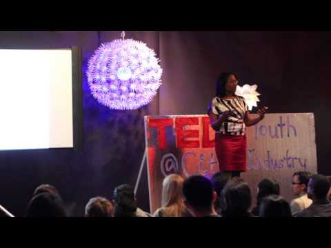 Body Talk: Analyze your personal data: Talithia Williams at TEDxYouth@CityOfIndustry