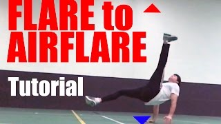 How to Flare to Airflare Combo SECRETS | In 5 Minutes