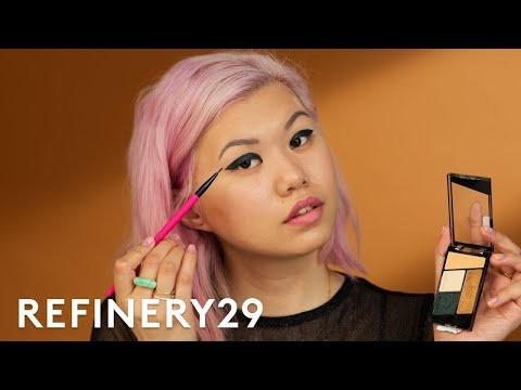 7 Very Different Makeup Looks With Just $25   Beauty With Mi   Refinery29