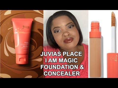 Xxx Mp4 Juvia 39 S Place I Am Magic Foundation Somalia Concealer Shade 18 TEST WEAR And First Impression 3gp Sex
