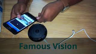 How to install V380s 1 3 MP 360 on your Smartphones or Android TV or