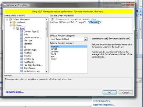 SharePoint Query using URL Parameter