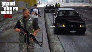 GTA 5 Roleplay - DOJ 403 - Open Carry