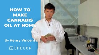 CBD Oil: How To Make Cannabis Oil at Home - Easily!