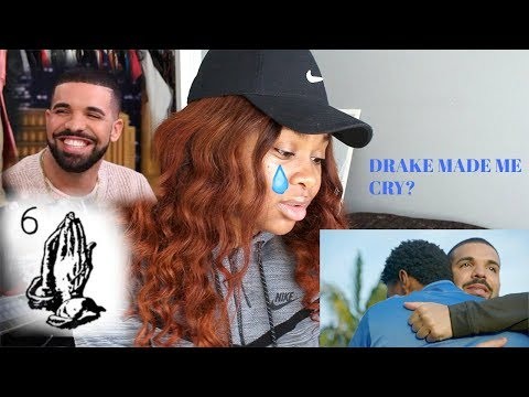 Drake - God's Plan || OFFICIAL MUSIC VIDEO REACTION! (I Cried?)😢🙌🏿
